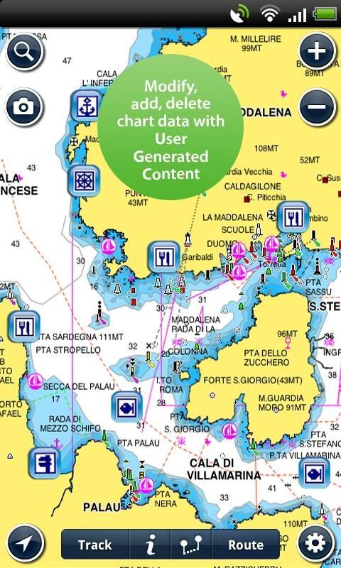 Ios Cartina Geografica.Cartografia Nautica Navionics Per Iphone Ipad E Android