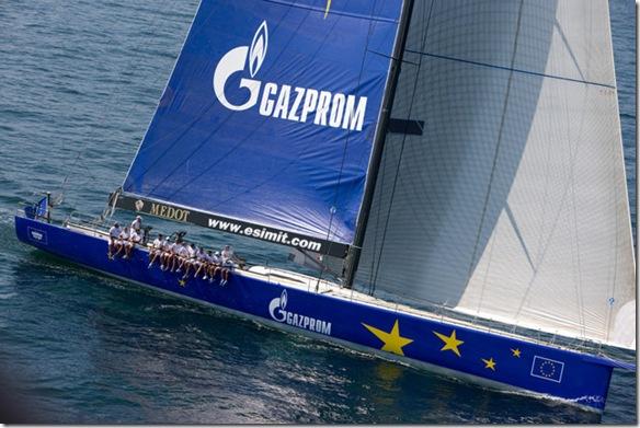 la barca a vela pi veloce al mondo esimit europa 2