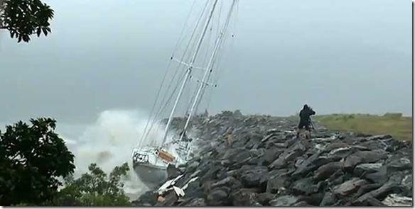 Tempesta Ului Australia Queensland - Barca Anaconda II