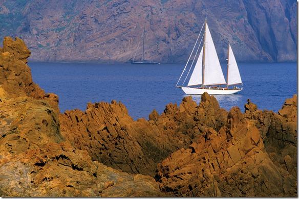 Corsica Riserva della Scandola