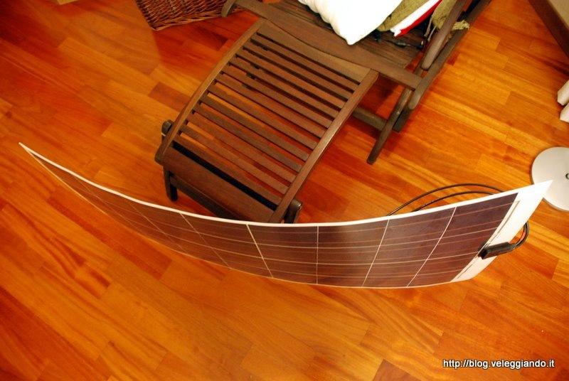 Pannello Solare Flessibile Calpestabile : Pannelli fotovoltaici flessibili ad alto rendimento