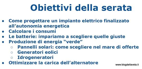 Produzione di Energia a Bordo