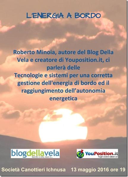 Locandina Cagliari - Energia