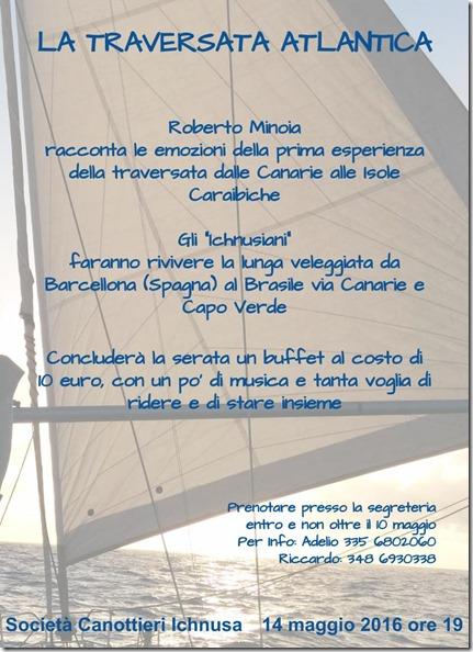 Locandina Cagliari - Traversata