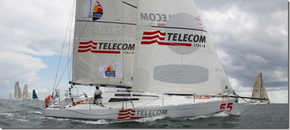 Telecom Italia di Giovanni Soldini