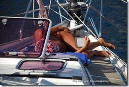 Relax a bordo